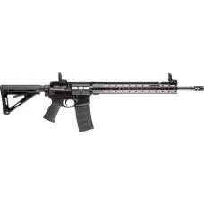 "Primary Weapons 2M118RA1B MK118 Mod 2 Semi-Automatic 223 Remington/5.56 NATO 18"" 30+1 Magpul MOE Black Stk Black Hard Coat Anodized"