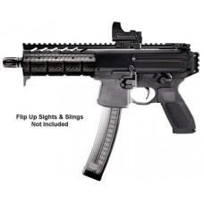 "Sig Sauer MPXP9KM MPX P9 Pistol Semi-Automatic 9mm 8"" 30+1 Black"