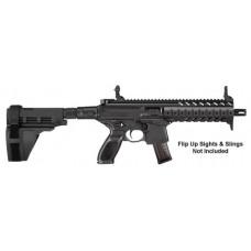 """Sig Sauer MPXPKMPSB MPX 9PSB Pistol Semi-Automatic 9mm 8"""" 30+1 Black"""