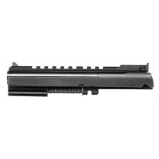 "Tactical Solutions 2211STDSSCOM 2211 Conversion with Combo Rial Non-Threaded Barrel 4.5"" Black Steel"