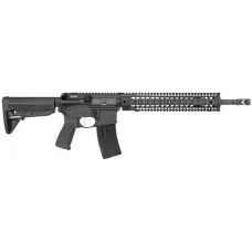 """Bravo 780-790 BCM RECCE-14 Semi-Automatic 223 Remington/5.56 NATO 14.5"""" 6-Position Stk Blk"""