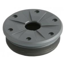 SilencerCo AC1341 Omega Flat Cap 5.56mm Compact Plastic