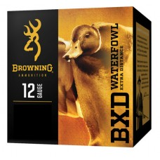 "Browning Ammo B193411234 BXD Extra Distance 12 Ga 3"" 1-1/4 oz 4 Shot 25 Bx/ 10 Cs"