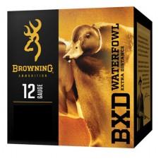 "Browning Ammo B193411232 BXD Extra Distance 12 Ga 3"" 1-1/4 oz 2 Shot 25 Bx/ 10 Cs"