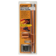 Lyman 04045 Bore Guide Universal Set .17 Cal to .416 Cal