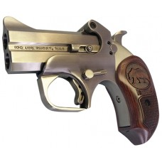 "Bond Arms CABR CA Brown Bear *CA Compliant* Derringer Single 45 Colt (LC) 3"" 2 Round Stainless"