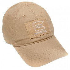 Glock AP70240 Hat Unstructured Agency Sports Cap  Adjustable Khaki