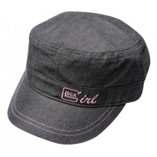 Glock AS10009 Glock Girl Corporal Charcoal Gray Hat Adjustable