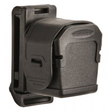 Blackhawk 44A890BK Taser Cartridge Holder Black Polymer