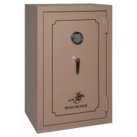 Winchester Safes H4226P1213E Home and Office Gun Safe Sandstone