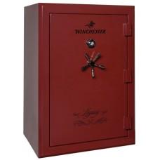Winchester Safes L604214M Legacy Gun Safe Burgundy