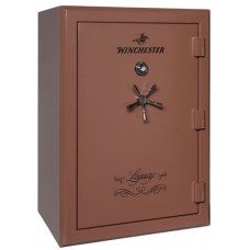 Winchester Safes L604213M Legacy Gun Safe Saddle Brown
