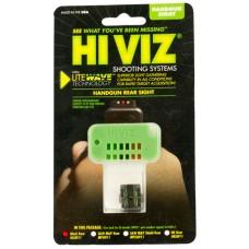 Hiviz GLLW11 LiteWave Glock 42/43 Green Black