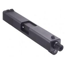 "Tactical Solutions TSG221923TE TSG-22 For Glock 19/23/32/38 Threaded Barrel 4.8"" Blk Steel"