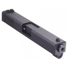 "Tactical Solutions TSG221719STD TSG-22 For Glock 17/22/34/35/37 Standard Non-Threaded Barrel 4.8"" Blk Steel"