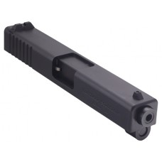 "Tactical Solutions TSG221923STD TSG-22 For Glock 19/23/32/38 Standard Non-Threaded Barrel 4.8"" Blk Steel"