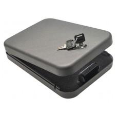 Snap Safe 75200 Lockbox Gun Safe Black