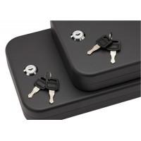 Snap Safe 75201 Lockbox Gun Safe Black