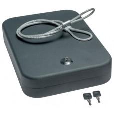 Snap Safe 75210 Lockbox Gun Safe Black