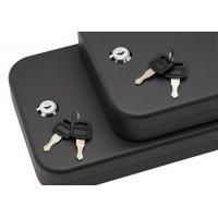 Snap Safe 75221 Lockbox Gun Safe Black