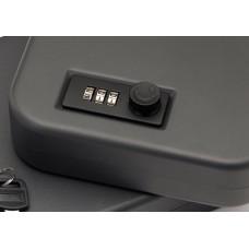 Snap Safe 75240 Lockbox Gun Safe Black