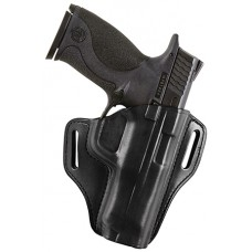 Bianchi 25035 Remedy Ruger LCR LH Full Size Leather Blk
