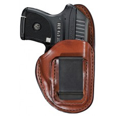 Bianchi 25309 100 Professional Kahr 380/Ruger LCP 380 Leather Tan