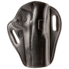 El Paso Saddlery C1911RB Crosshair 1911 Full Size/Compact Commander Leather Black