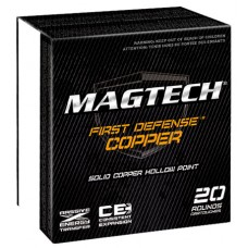 Magtech FD45GA Special Buy 45 Glock Automatic Pistol (GAP) 165 GR Solid Copper Hollow Point 20 Bx/ 50 Cs