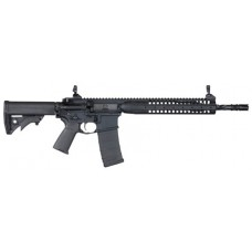 "LWRC ICR5B14PSPR Individual Carbine SPR Semi-Automatic 223 Remington/5.56 NATO 14.7"" 30+1 Adjustable Black Stk Black"