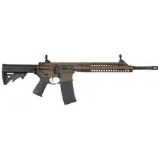 "LWRC ICA5R5CK16 Individual Carbine A5 Semi-Automatic 223 Remington/5.56 NATO 16.1"" 30+1 Adjustable Black Stk Flat Dark Earth"