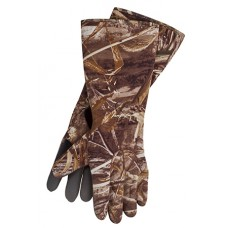Tanglefree AC200MX5 Gloves Gauntlet Elbow-Length Neoprene Standard Realtree Max-5