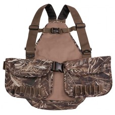 Tanglefree Vest Upland Adjustable Realtree Max-5 One Size Fits Most