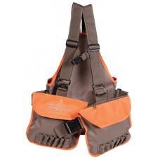 Tanglefree Vest Upland Adjustable Blaze Orange One Size Fits Most