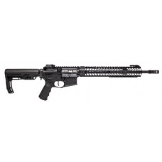 "Spikes PHUR5435-M3R Pipe Hitter Rifle Semi-Automatic 223 Remington/5.56 NATO 16""  Synthetic Black Stk Black"