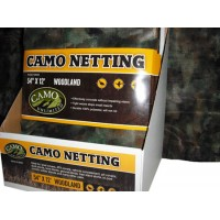 Camo Unlimited 9520 Poly Netting