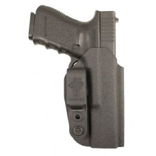 Desantis Gunhide 137KJB2ZO Slim-Tuk IWB  Glock 17 Kydex Black