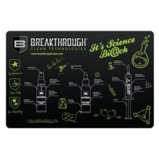 "Breakthrough Clean  Cleaning Mat Pistol 11"" x 17"""