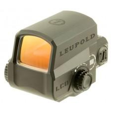 Leupold 120808 Leupold 1x 32mm Obj 1 MOA Black