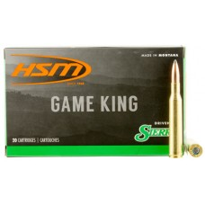 HSM 27013N Game King 270 Winchester 150 GR SBT 20 Bx/ 20 Cs