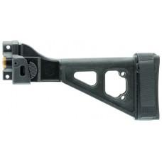 SB Tactical SBT5K-01-SB SBT5K Folding Brace HK MP5K  Elasto-Polymer AR Platform
