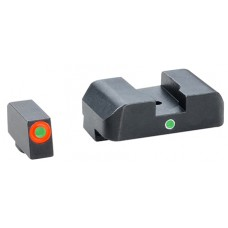 AmeriGlo GL201 i-Dot Tritium Night Sight Glock 17/19/22/23/24/26/27/33/34/35/37/38/39