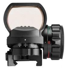 Aim Sports RT406C Reflex 1x 33mm Obj Unlimited Eye Relief 3 MOA Black