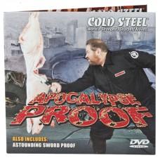 Cold Steel VDAPOX Apocalypse Proof DVD
