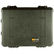 Pelican 1560000110 Protector Gun Case ABS Polymer Smooth