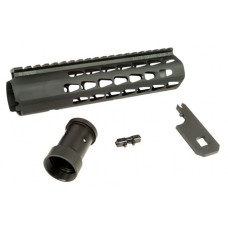 Advanced Armament 64272 Squaredrop AR-15 Aluminum Black/Anodized