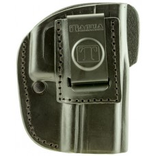 Hunter Company IWH4320 4 In 1 Inside The Waist  Glock 21 Leather Black