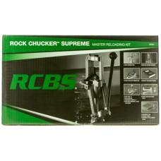 RCBS 9354 Rock Chucker Reloading Press Kit Metal
