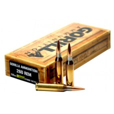 Gorilla GA260130BHT Gorilla Match 260 Remington 130 GR Open Tip Match 20 Bx/ 10 Cs