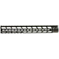 Primary Weapons BP-HG15-1 Bootleg AR-15 6061-T6 Aluminum Black